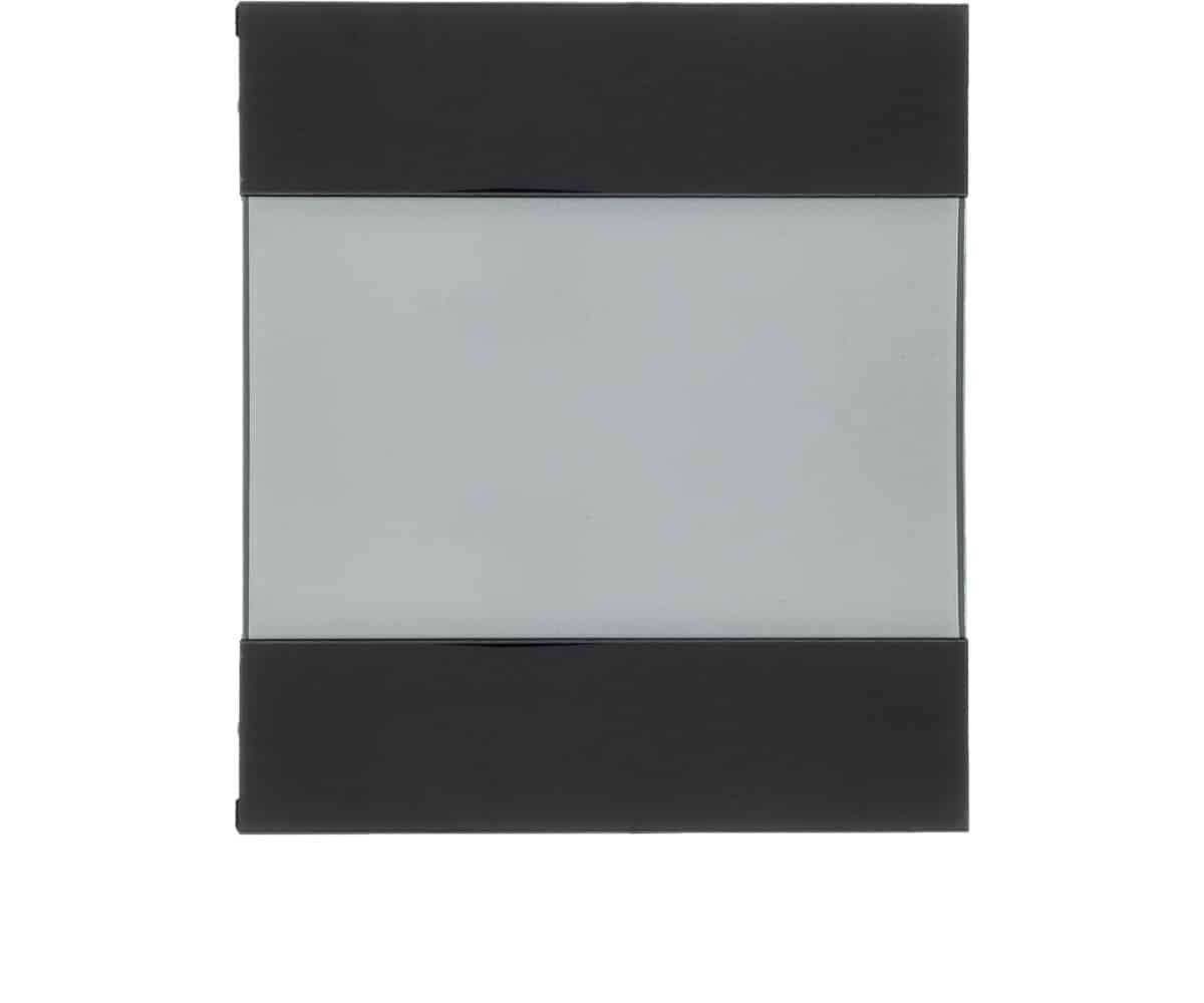 Bilderrahmen 13x18 cm schwarz