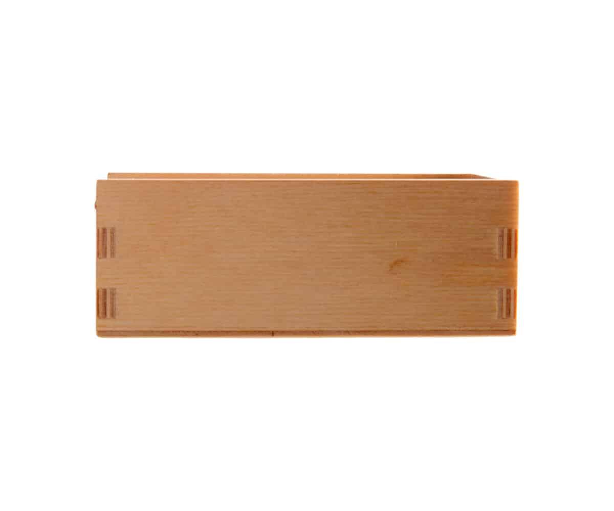 Geldbox Holz